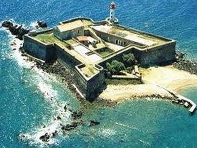 Fort brescou location mobil home carabasse vias mediterannee