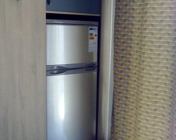 Village 58 frigo location mobil home carabasse vias